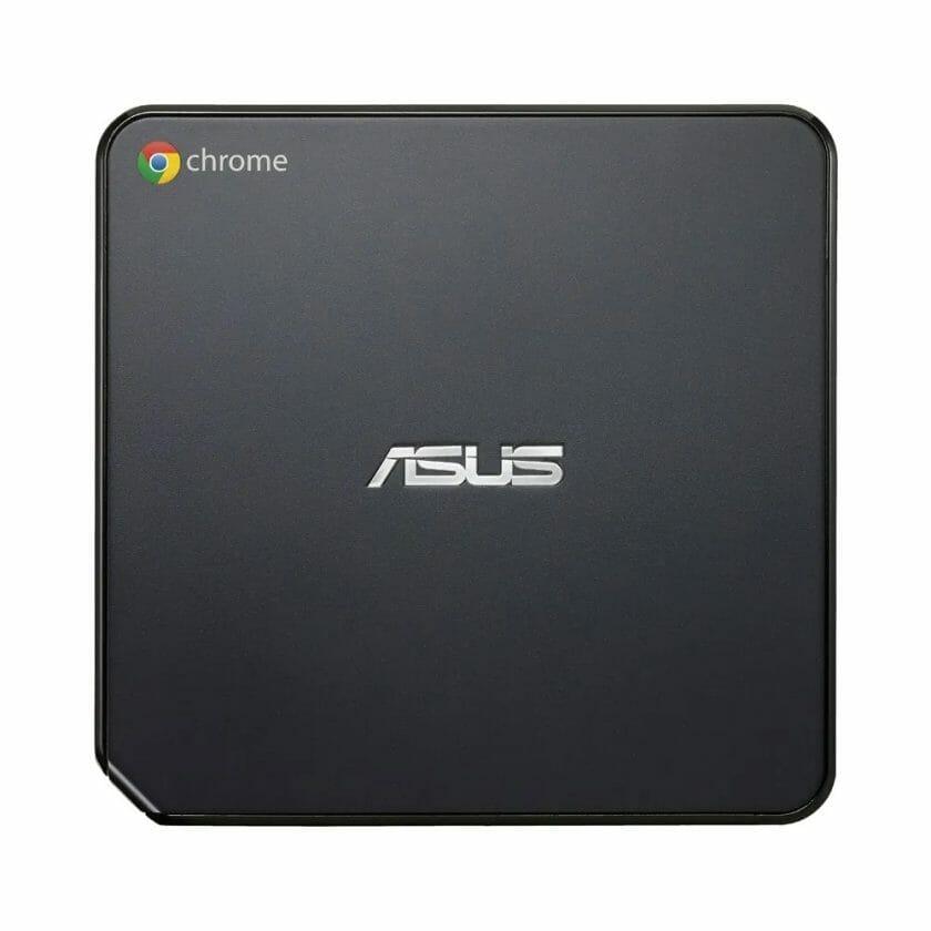 Asus Chromebox CN60 Review Top view