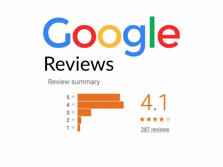 How to leave anonymous google review
